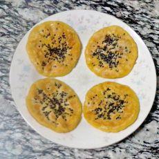 地瓜豆沙饼