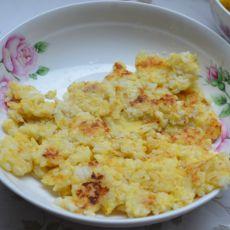 香煎大米饭的做法