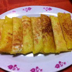 粘玉米面香糕的做法