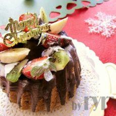 核桃胡萝卜蛋糕