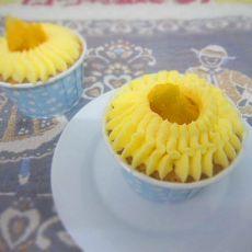 伯爵红茶杯子蛋糕