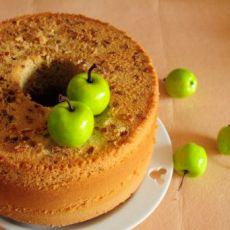 花生酱戚风蛋糕的做法