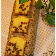 红豆重乳酪