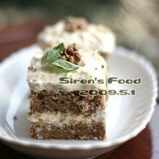红枣核桃蛋糕