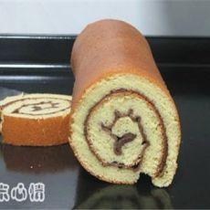 炼乳蛋糕卷