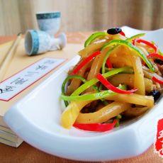 菇鲜榨菜条
