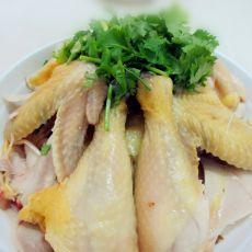 盐焗手撕鸡的做法