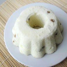葡萄干天使蛋糕的做法