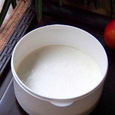 自制酸奶(首发)