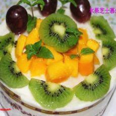 水果慕丝蛋糕
