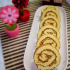 肉松蛋糕卷