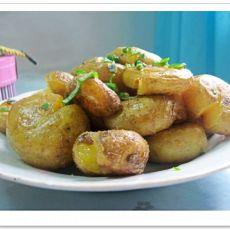 葱香小土豆