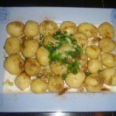 葱油土豆的做法