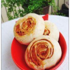 腐乳葱花烙饼的做法