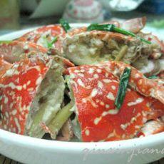 姜葱�h花蟹
