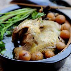 桂圆童子鸡汤