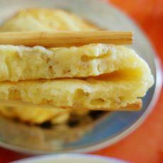 葱花芝麻小饼
