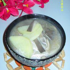 土豆蘑菇汤