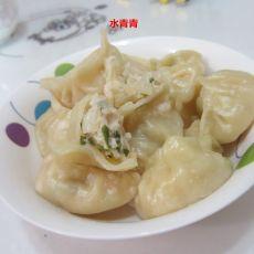 猪肉白菜馅饺子