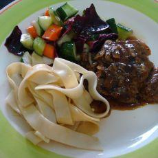 洋葱黑椒煎牛扒――家庭西餐