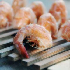 五香明虾干