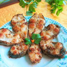 五香烤鱼的做法