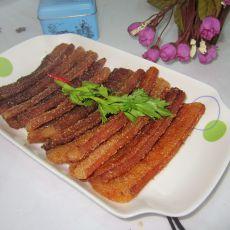 茶叶熏米粉肉