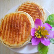 五香千层烤饼