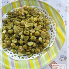 五香酥脆青豆