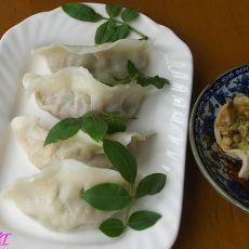 花椒芽饺子的做法