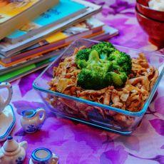 豆豉腐竹鸡