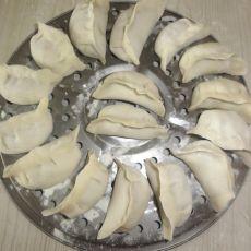小白菜猪肉水饺
