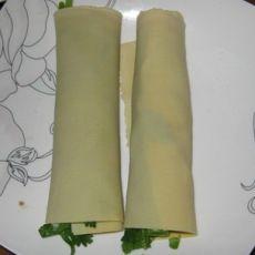 豆腐皮卷京酱肉丝