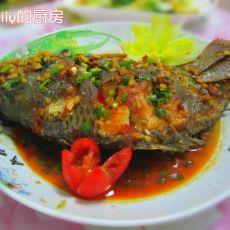 酱焖福寿鱼