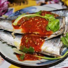 韩式酱香秋刀鱼