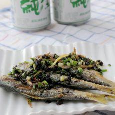 香煎小黄鱼