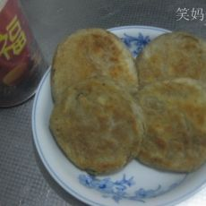 麻酱千层饼