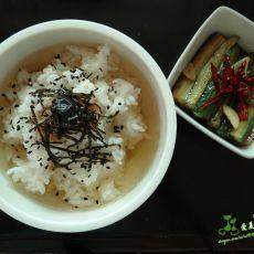梅子茶泡饭