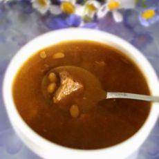 牛肉酱汤的做法
