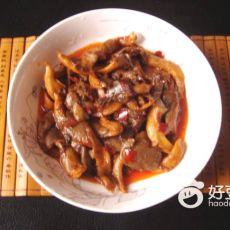 酱烧蘑菇的做法