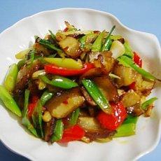 小炒油锅肉的做法