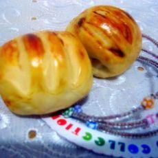 草莓果酱面包
