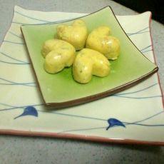 柠檬味牛轧糖