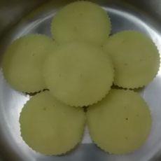 柠檬椰蓉小蛋糕