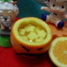 甜橙豆花的做法