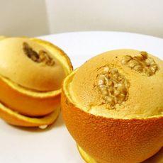 柳橙核桃蛋糕