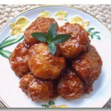 番茄豆腐丸子