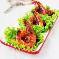 番茄姜味虾