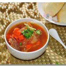 牛窝番茄汤的做法