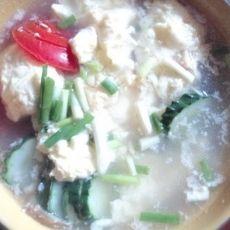 家常西红柿蛋汤